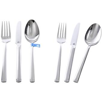 BK Waal Diner Bestekset 6-delig | 18/10 edelstaal