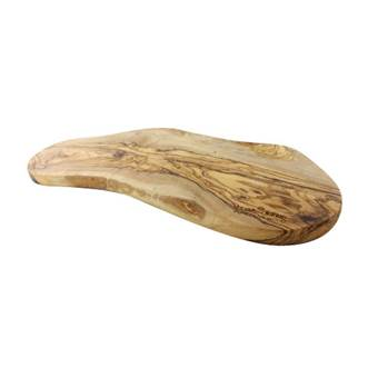 Bowls and Dishes Pure Olive Wood Tapasplank 50-55 cm | Hout