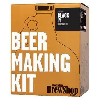 Brooklyn Brew Shop Black IPA Kit