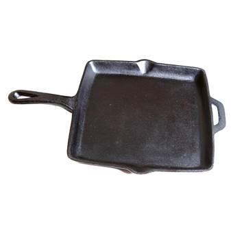 Camp Chef Gietijzeren Vierkante Koekenpan