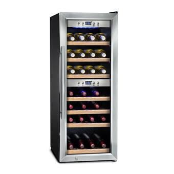 Caso WineMaster 38 Wijnkoelkast – 38 flessen
