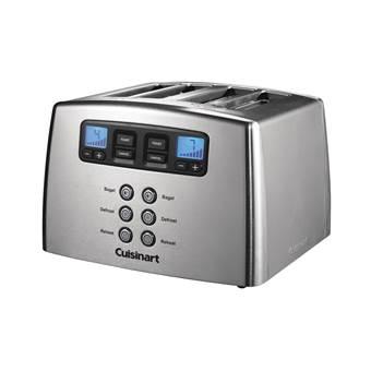 Cuisinart CPT440E Broodrooster | RVS