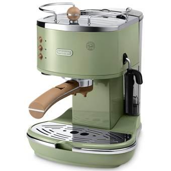 De'Longhi ECOV311.GR Icona Vintage Halfautomatische Espressomachine