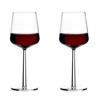 Iittala Essence Rode Wijnglazen 0,45 L – 2 st. | Glas