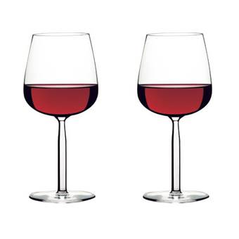 Iittala Senta Rode Wijn glazen 0,38 L – 2 st.