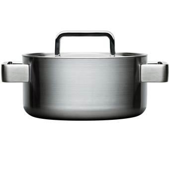 Iittala Tools Kookpan 3 L | RVS
