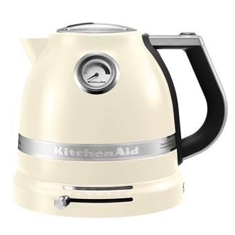 KitchenAid 5KEK1522EAC Artisan Waterkoker – 1,5 L | Kunststof, Metaal, RVS