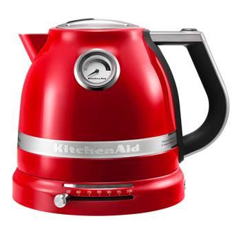 KitchenAid 5KEK1522EER Artisan Waterkoker – 1,5 L | Aluminium, Kunststof, RVS
