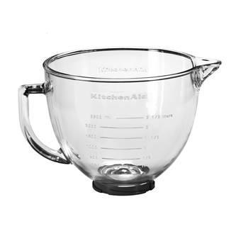 KitchenAid Glazen mengkom 4,8 L | Glas