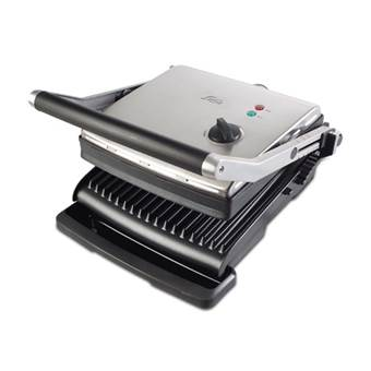 SOLIS 823 Smart Contactgrill | Staal