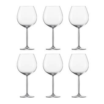 Schott Zwiesel Diva Wijnglazen Bourgogne 0,84 L – 6 st.
