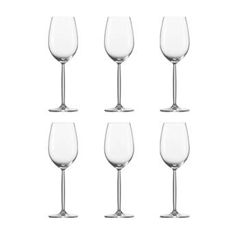 Schott Zwiesel Diva Witte wijnglazen 0,3 L – 6 st. | Kristalglas
