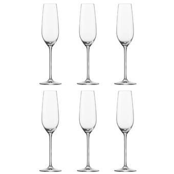 Schott Zwiesel Fortissimo Champagneflûtes 0,24 L – 6 st.