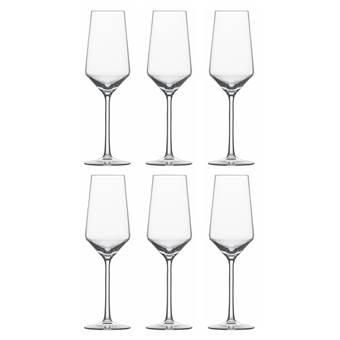 Schott Zwiesel Pure Champagneglazen 0,3 L 6 st.   Kristalglas