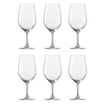 Schott Zwiesel Viña Wijnglazen Bordeaux 0,63 L – 6 st. | Kristalglas