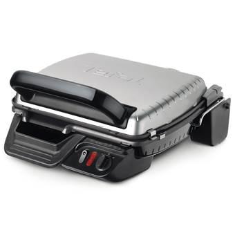 Tefal GC3050 Ultra Compact Classic Contactgrill | Kunststof, RVS