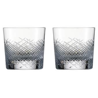 Zwiesel 1872 Hommage Comète Whiskeyglas 0,28 L – 2 st. | Kristalglas