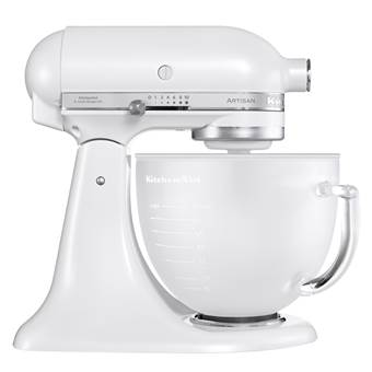KitchenAid 5KSM156EFP Artisan Keukenmixer | Metaal