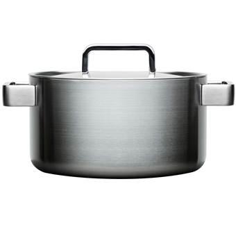 Iittala Tools Kookpan 4 L | RVS