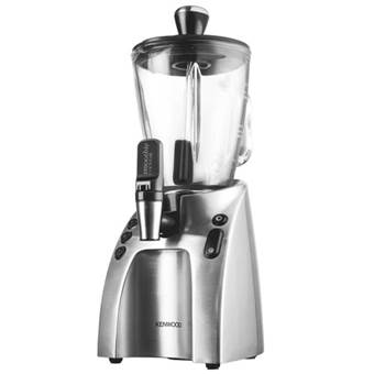 Kenwood SB 327 Smoothiemaker Blender | Aluminium, Glas