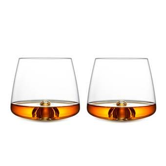 Normann Copenhagen Whiskey Glazen 0,3 L – 2 st.