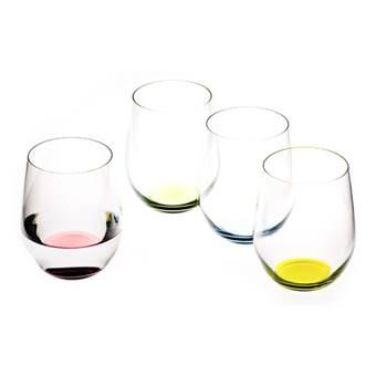 Riedel O' Happy glazen 0,32 L – 4 st.