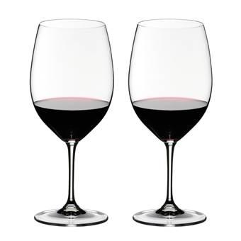 Riedel Wijnglazen Vinum Bordeaux 0,61 L – 2 st.