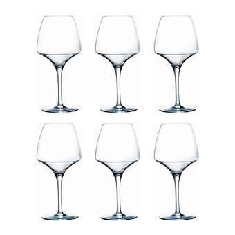 Chef & Sommelier Open Up Pro Tasting Wijnglazen 0,32 L – Set van 6