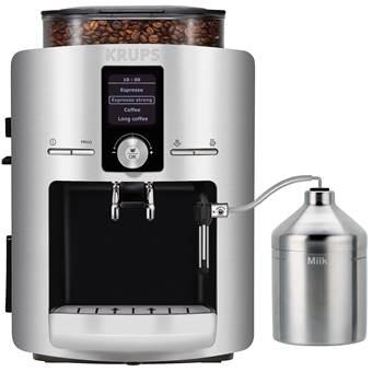 Krups EA826E Volautomatische Espressomachine | Kunststof, Metaal
