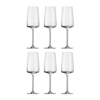 Schott Zwiesel Sensa Light & Fresh Champagneglazen 0,38 L – 6st. | Glas