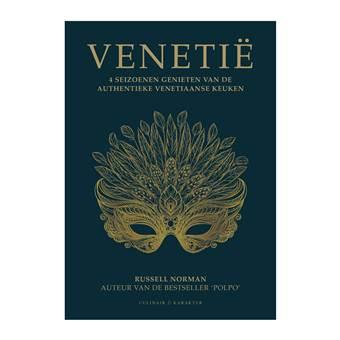 Venetië: 4 Seizoenen Genieten – Russel Norman |