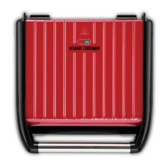 George Foreman Steel Entertaining Contactgrill