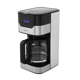 Inventum KZ712D Filter Koffiezetapparaat | Kunststof, RVS