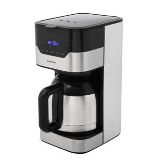 Inventum KZ718D Filter Koffiezetapparaat | Kunststof, RVS
