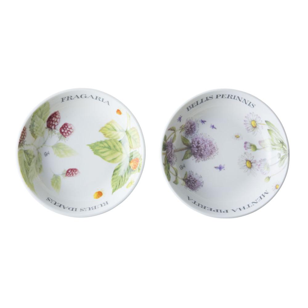 Marjolein Bastin Wildflowers Set van 2 Schaaltjes 12 cm in Geschenkverpakking   Refit