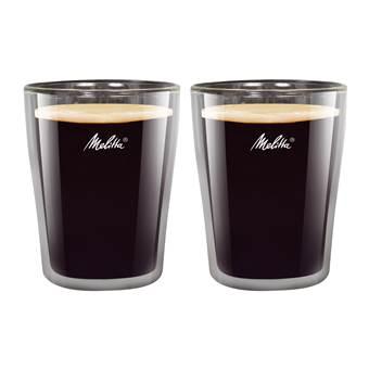Melitta Koffieglas 0,2 L – 2 st.