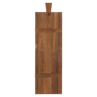 HKliving Teak Broodplank 23 x 80 cm | Hout