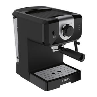 Krups XP3208 Opio Halfautomatische Espressomachine | Kunststof, Metaal