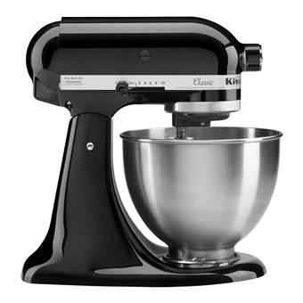 KitchenAid 5K45SSEOB Classic Keukenmixer 4,3 L | Metaal