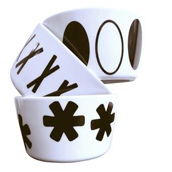 Bord aan Tafel Poke Bowl Ø 13 cm – 3 st