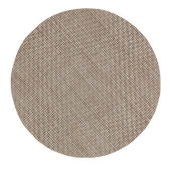 Home Delight Placemat Sixten metal beige 38cm set/6