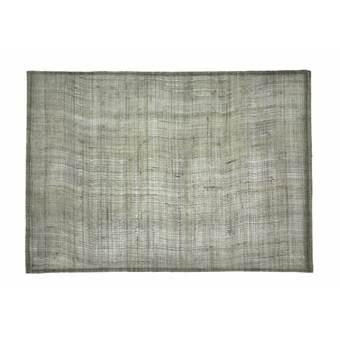 Home Delight Placemat linnen donker grijs 32x45cm set/6