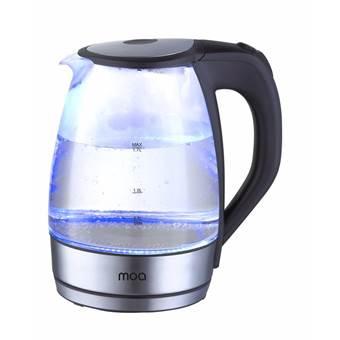 Moa waterkoker met Led verlichting 1.7 liter DUTP-749