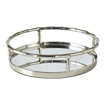Rivièra Maison Raffles Dienblad | Aluminium, Glas