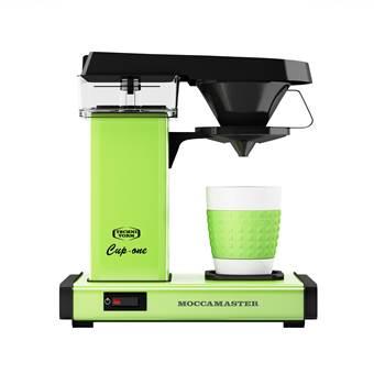 Technivorm Moccamaster Cup One Filter Koffiezetapparaat | Aluminium, Koper, Kunststof