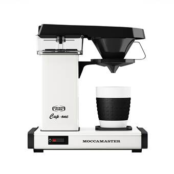 Technivorm Moccamaster Cup One | Aluminium, Koper, Kunststof