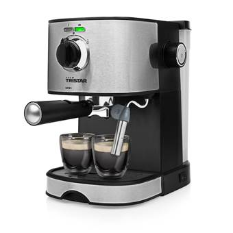 Tristar CM-2275 Halfautomatische Espressomachine | Kunststof, RVS