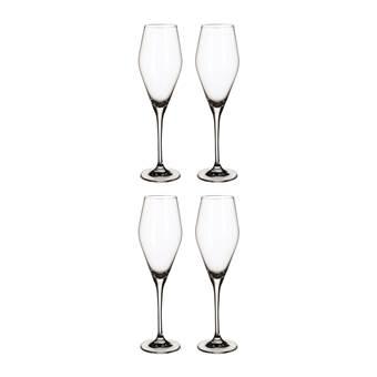 Villeroy & Boch La Divina Champagneglazen 0,26 L – 4 st. | Glas