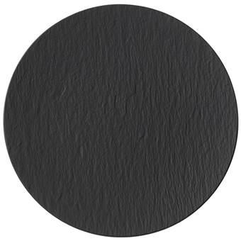 Villeroy & Boch Manufacture Rock Gourmetbord Ø 31,5 cm | Porselein