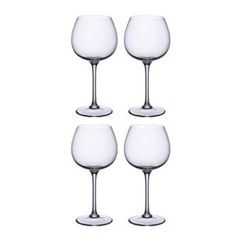 Villeroy & Boch Purismo Rode Wijnglazen 0,55 L – 4 st. | Glas